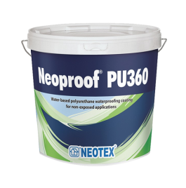 Neoproof® Pu360-Chất chống thấm Neotex
