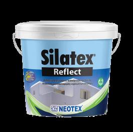 Silatex Reflect- Chất chống thấm chống nóng Neotex