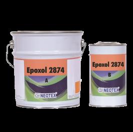 Epoxol ® 2874-Sơn Epoxy Neotex
