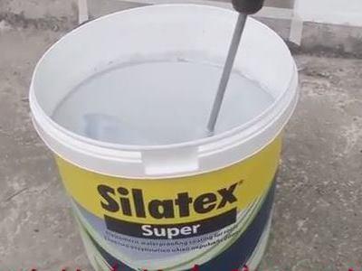 Chống thấm Tường – Silatex Super