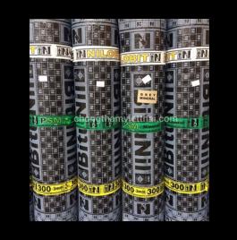 Nilobit 3mm PE Màng chống thấm khò nóng Bitunil