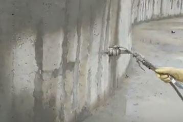 Chống thấm bể nước nhà máy Keysheen