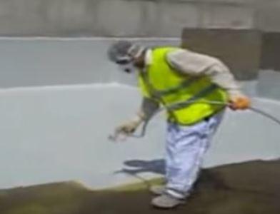 Công nghệ chống thấm sàn mái lộ thiên