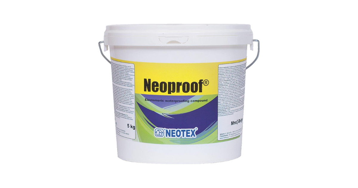 Neoproof®-Chất chống thấm Neotex