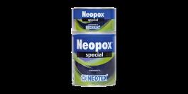 Neopox Special Winter-Sơn epoxy 2 thành phần Neotex