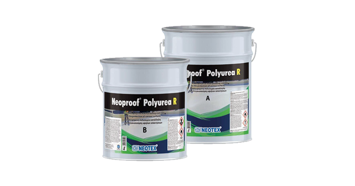 Neoproof® Polyurea R-Chất chống thấm Neotex