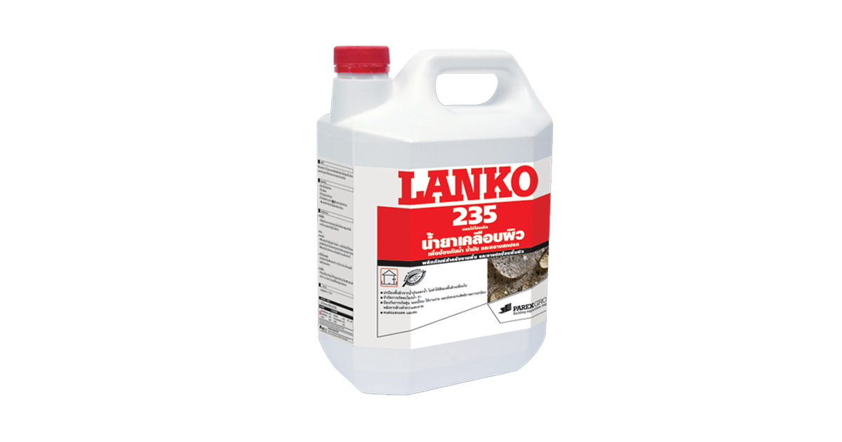 Chất chống thấm nước Lanko 235 Lankoprotec