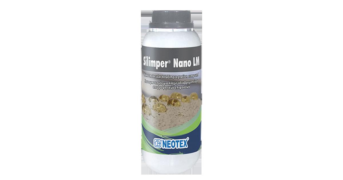 Chất chống thấm bê tông Silimper Nano LM