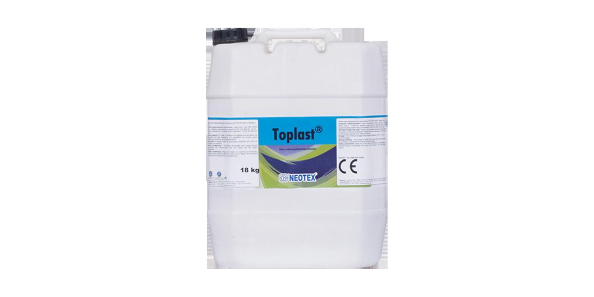 Toplast Super-Phụ gia hóa dẻo bê tông Neotex
