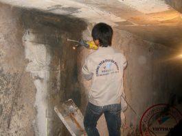 Biện pháp chống thấm ngược tầng hầm là gì quy trình thi công ra sao