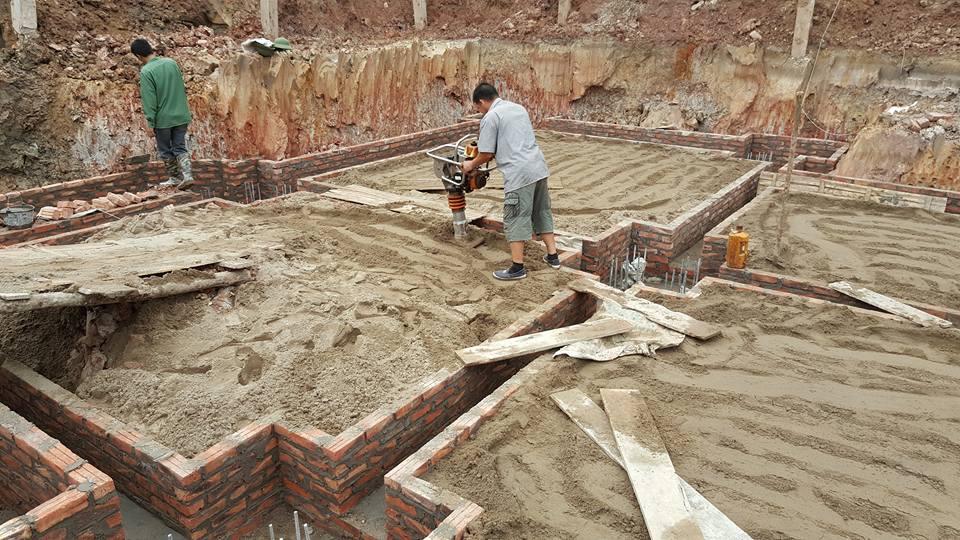 bắt tay vào việc xây nhà nào