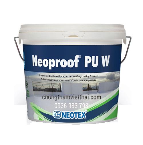 Sơn chống thấm Neoproof Pu w