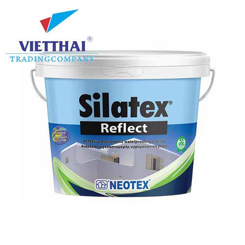 chất chống thấm cách nhiệt tường silatex reflex