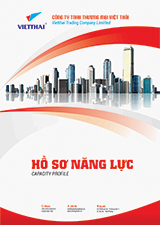 Hồ sơ năng lực công ty Việt Thái