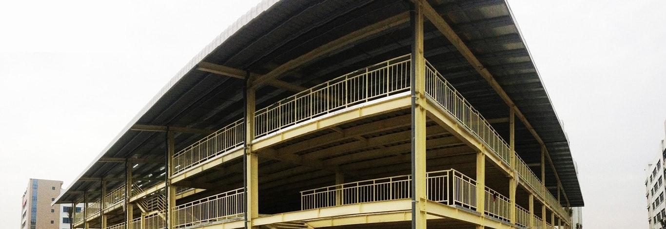 Dự án chống thấm mái KCN Hải Phòng