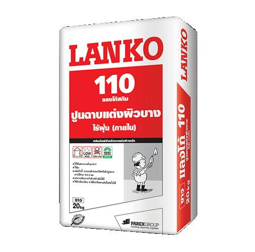 Bột bả sửa chữa Lanko 110 Lankoskim 20 kg