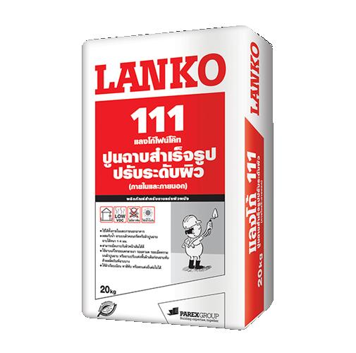 Vữa sửa chữa Lanko 111 Lankofinecoat 20 kg