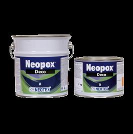 Neopox® Deco-Sơn sàn epoxy Neotex