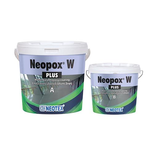 Neopox W Plus-Sơn sàn epoxy Neotex
