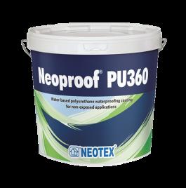Vật liệu chống thấm Polyurethane phủ bảo vệ Neoproof® PU360 – 13 kg