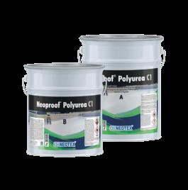 Chất chống thấm sàn mái Neoproof® Polyurea C1 20 kg