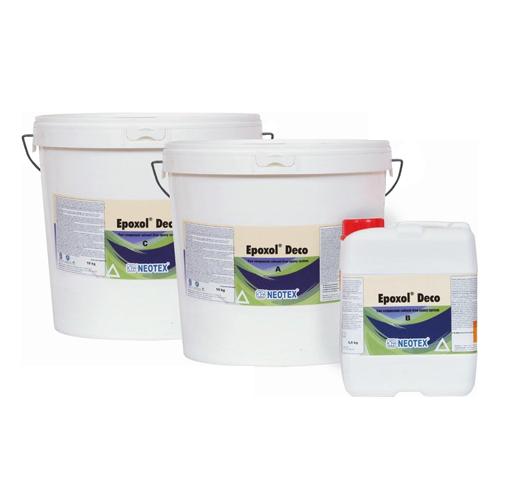 Epoxol® Deco-Sơn sàn epoxy Neotex