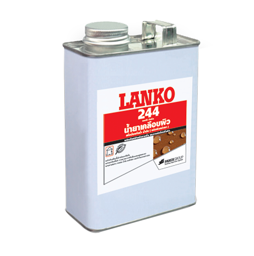 Chất chống thấm trong suốt Lanko 244 Tufseal 3.5kg