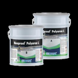 Chất chống thấm sàn mái Neoproof ®Polyurea L