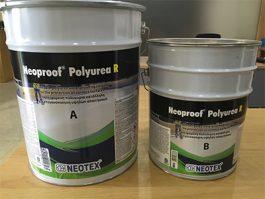 Chất chống thấm sàn mái Neoproof® Polyurea R