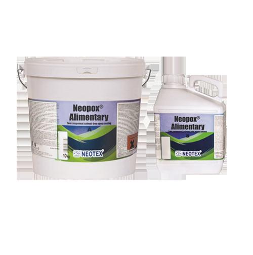 Neopox® Alimentary-Sơn sàn epoxy Neotex