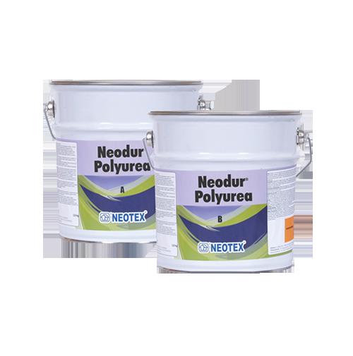 Neodur Polyurea – Chất tạo vữa nhựa Neotex