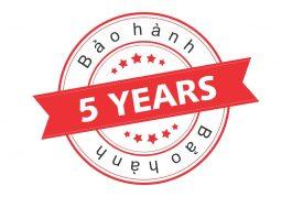 Gói bảo hành 05 năm