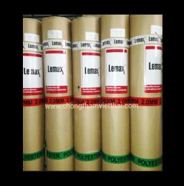 Màng chống thấm tự dính Lemax 1.5mm PE