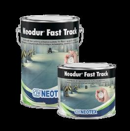 Chất chống thấm polyurea Neotex Neodur Fast Track