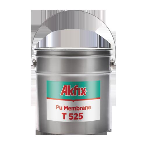 Chất phủ chống thấm Akfix Pur 525 Pu 15 kg