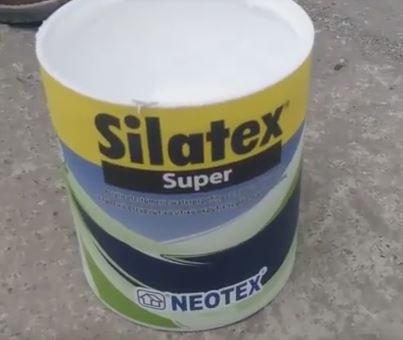Hướng dẫn thi công Silatex Super lon bé