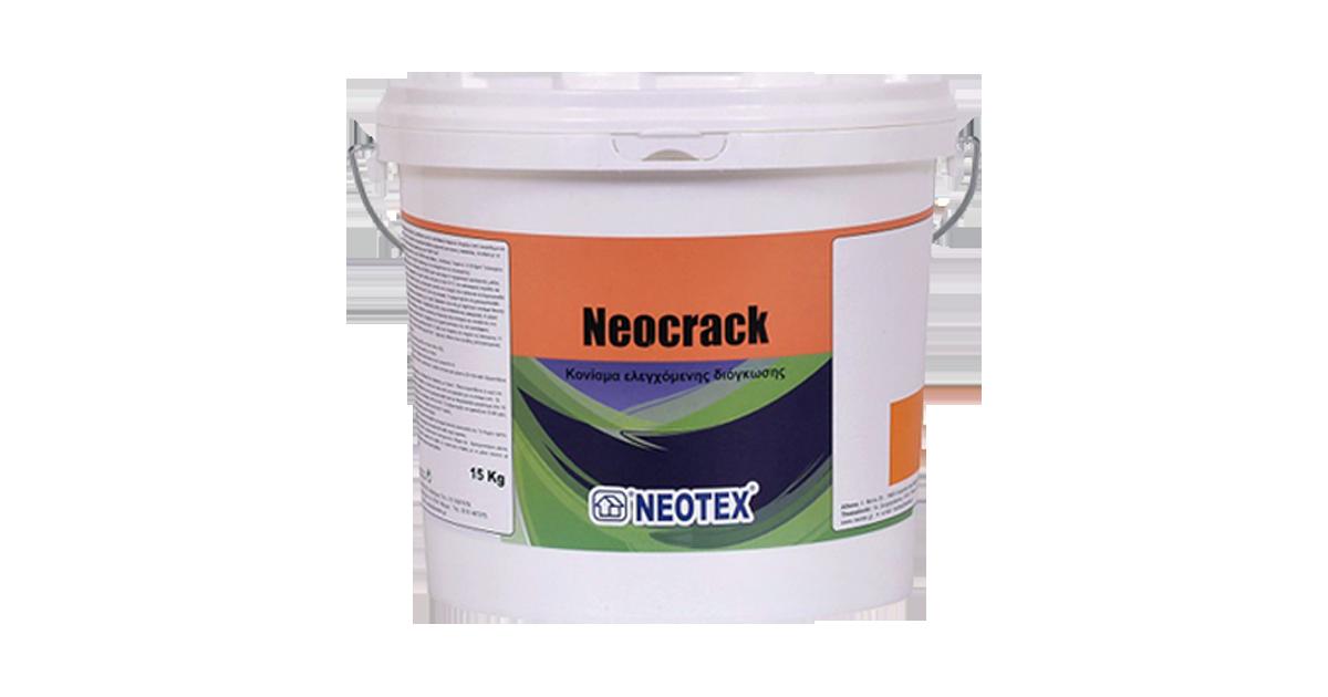 Vữa phá dỡ Neotex Neocrack
