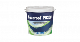 Chất chống thấm polyurethane Neoproof Pu 360