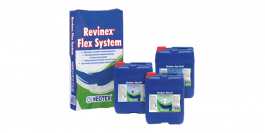 Vật liệu chống thấm gốc xi măng Neotex Revinex Flex