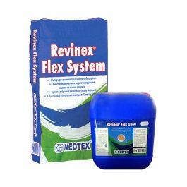 Vật liệu chống thấm gốc xi măng Revinex Flex U360