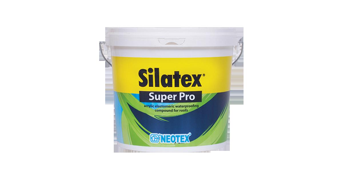 Chất chống thấm sàn mái Silatex Super Pro