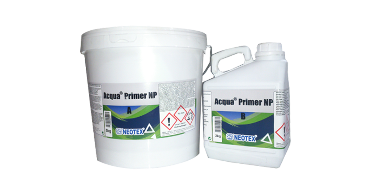 Acqua Primer NP – Sơn lót epoxy Neotex
