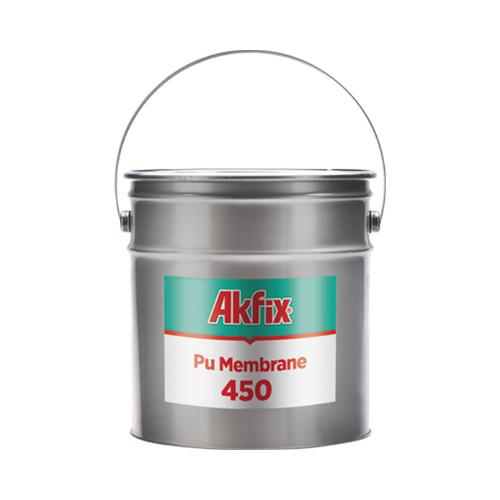 Chất chống thấm sàn mái Akfix Pu Membrane 450 (25kg)