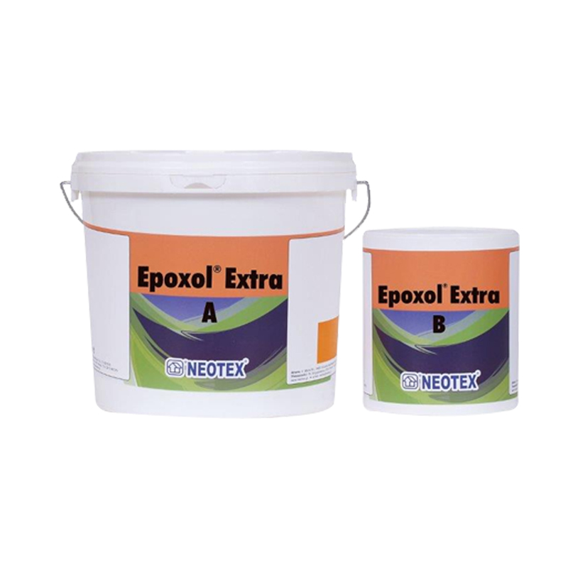 Epoxol Extra-Keo epoxy trám khe bê tông Neotex