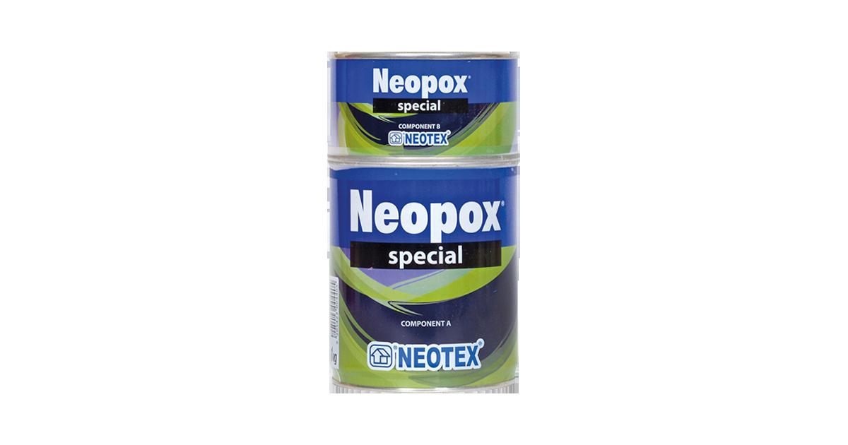 Neopox® Special-Sơn sàn epoxy Neotex