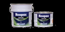 Neopox Satine-Sơn epoxy 2 thành phần Neotex
