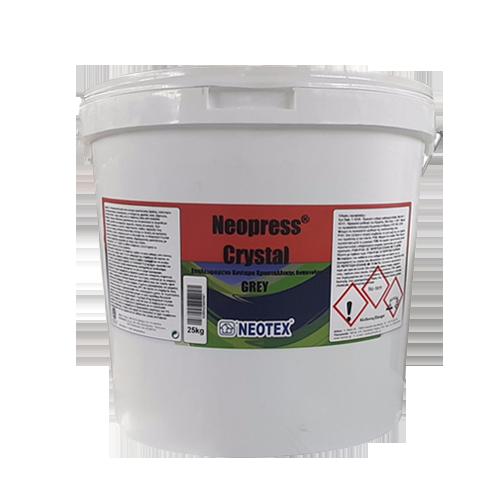 Vật liệu chống thấm hệ tinh thể thẩm thấu Neopress Crystal 25 kg