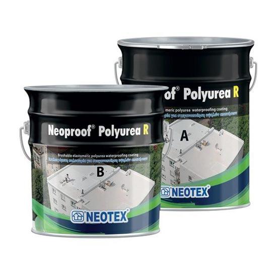 Chất chống thấm sàn mái Neoproof® Polyurea R 19kg