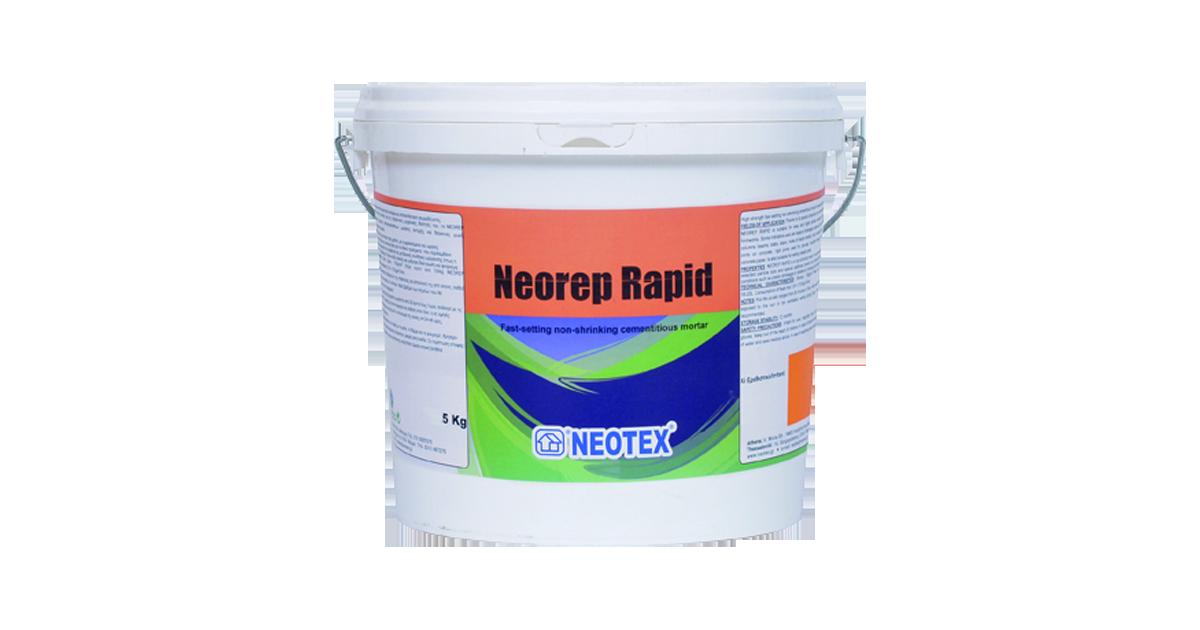 Vữa sửa chữa đông cứng nhanh Neorep® Rapid 25 kg