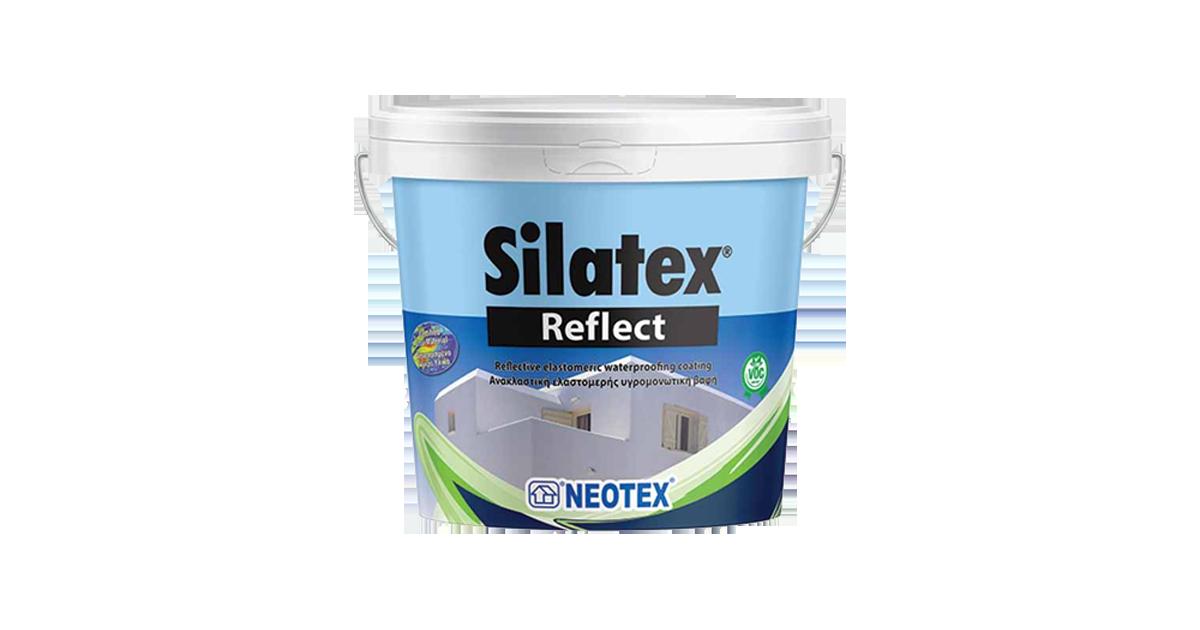 Chất chống thấm chống nóng Silatex Reflect